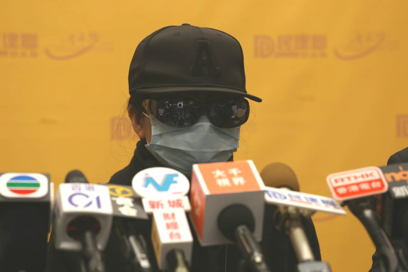 女死者母親哭求將疑犯移交台灣。