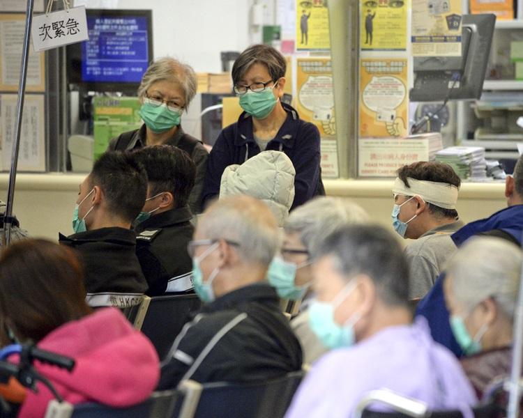 衞生署共錄得349宗成人嚴重流感個案及21名兒童嚴重流感個案。資料圖片