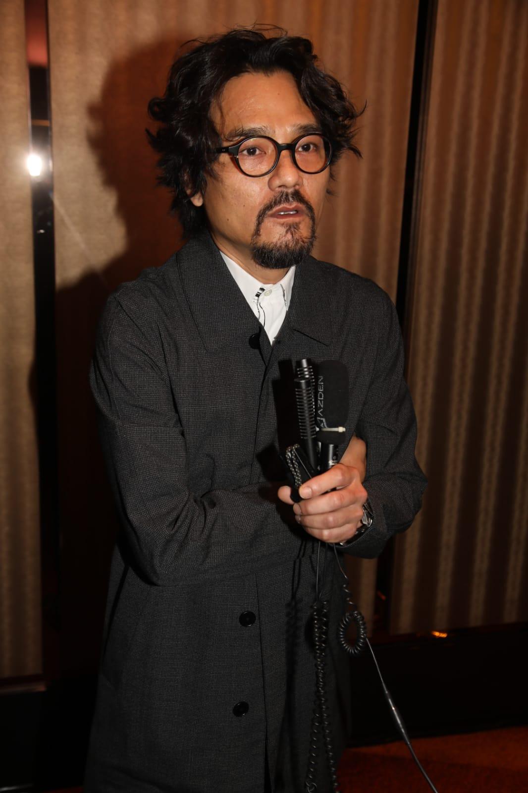 林家棟指,有電影邀請他扮演馬來西亞的跨性別人士。