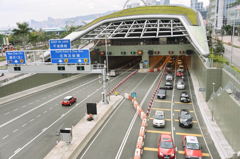 路政署表示,期望今個月內全面開通。 資料圖片