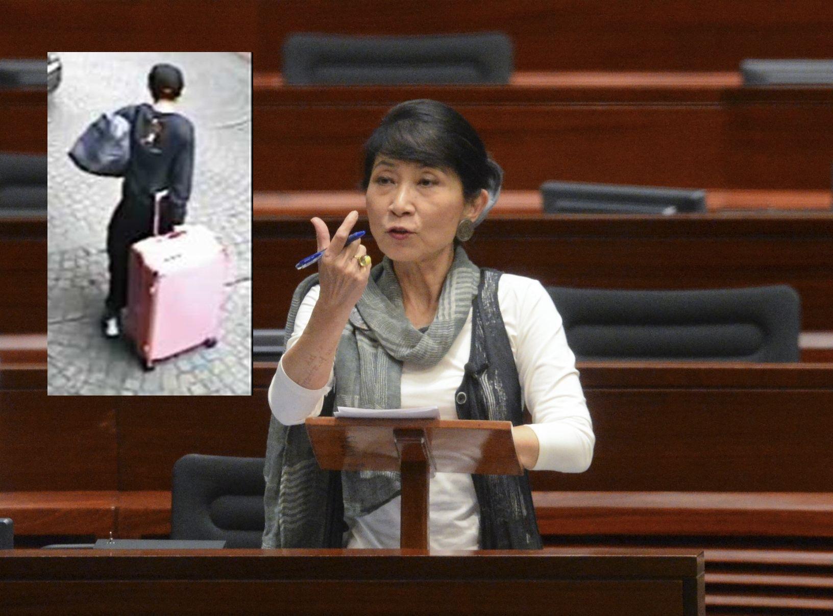 毛孟靜指,民主派反對建議,並指擔心修例會變成「木馬屠城」。資料圖片