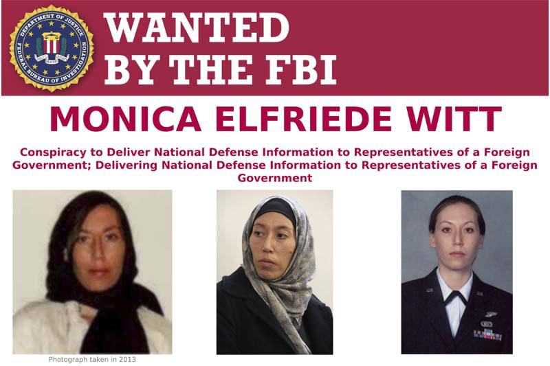 美國司法部起訴1名前情報人員間謀罪,疑向伊朗洩密。AP