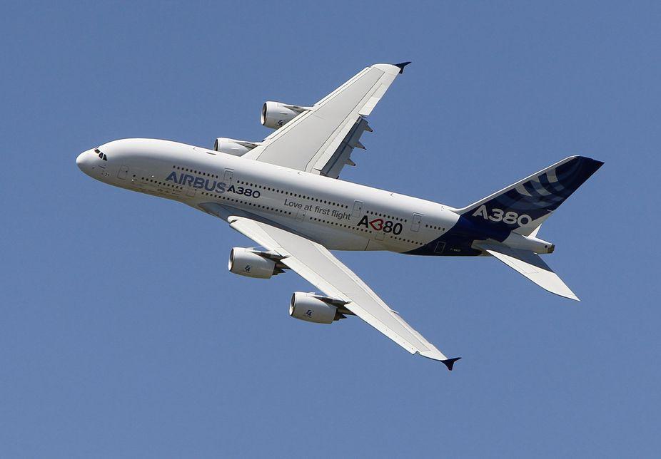 A380有「空中巨无霸」之称。
