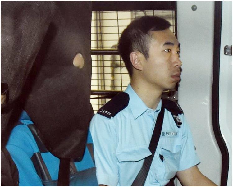 21歲被告葉溢銘(左)。