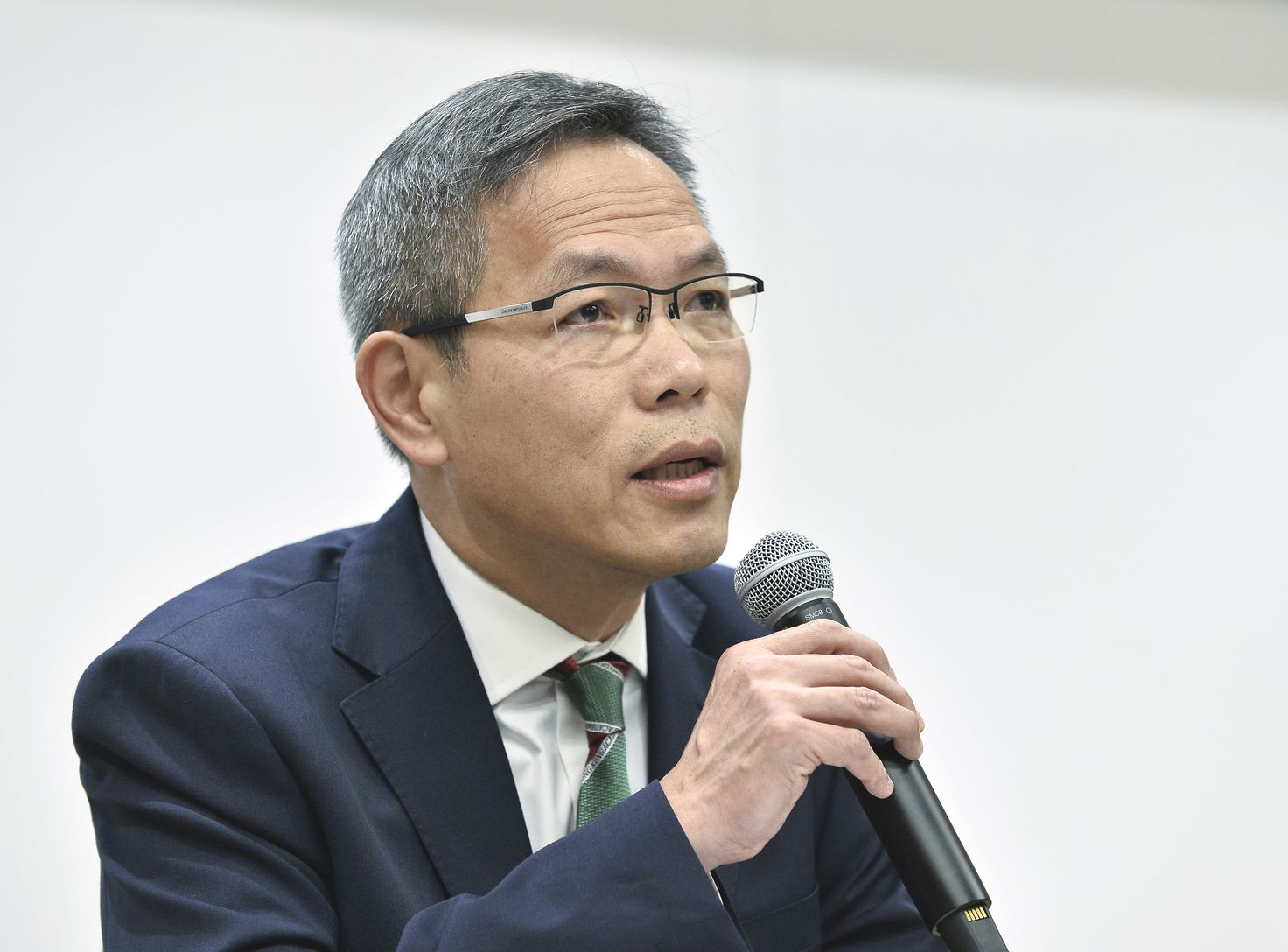 劉澤星指,已選址香港大學深圳醫院設立「深港專科培訓中心」。資料圖片