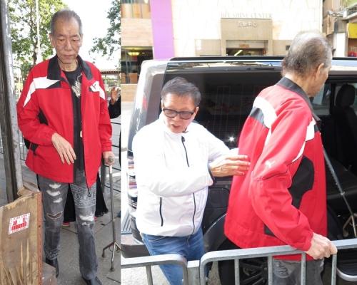 割除肝腫瘤正康復 69歲李兆基入紙娶58歲女友