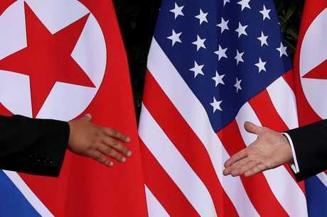 美国与北韩正考虑互相派驻联络官员,逐渐迈向建立正式外交关係。资料图片