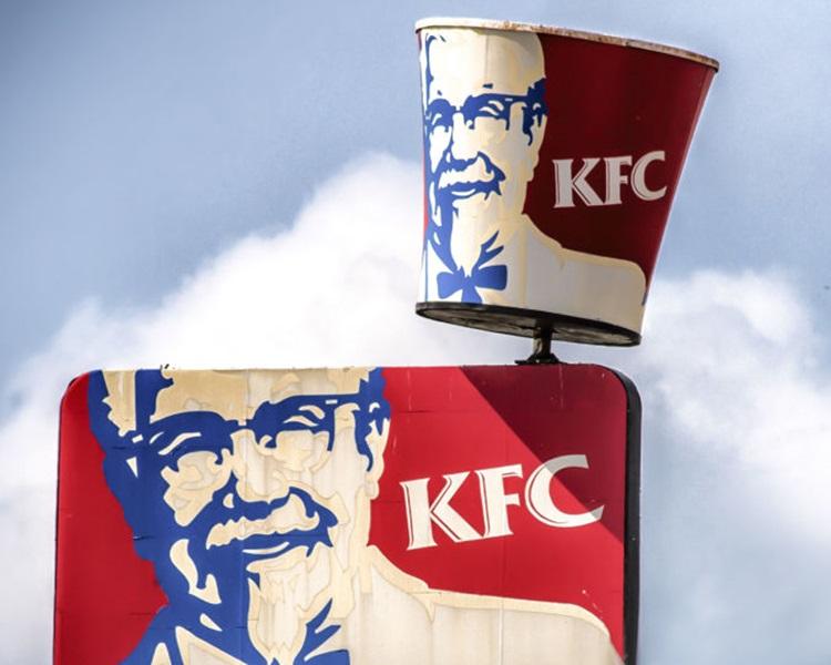 蒙古国肯德基出现多宗食物中毒事件。网图
