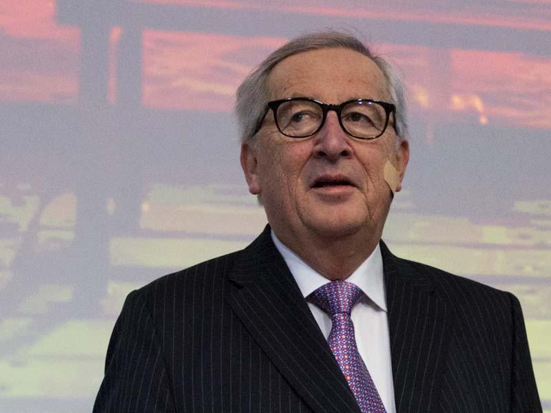 容克对英限期前通过脱欧协议不乐观。