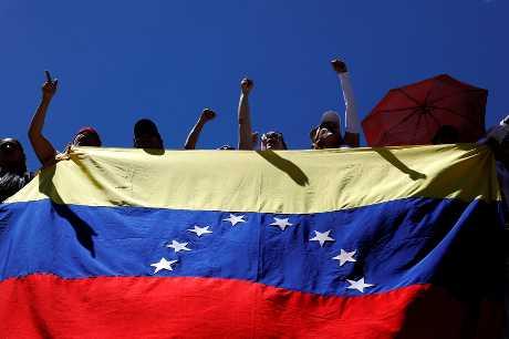 委内瑞拉将与哥伦比亚断绝一切政治与外交关係。资料图片