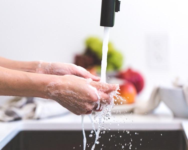 要徹底洗手。網圖