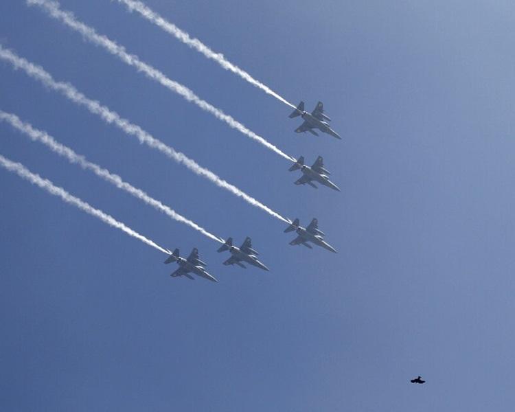 印度空军示意图。
