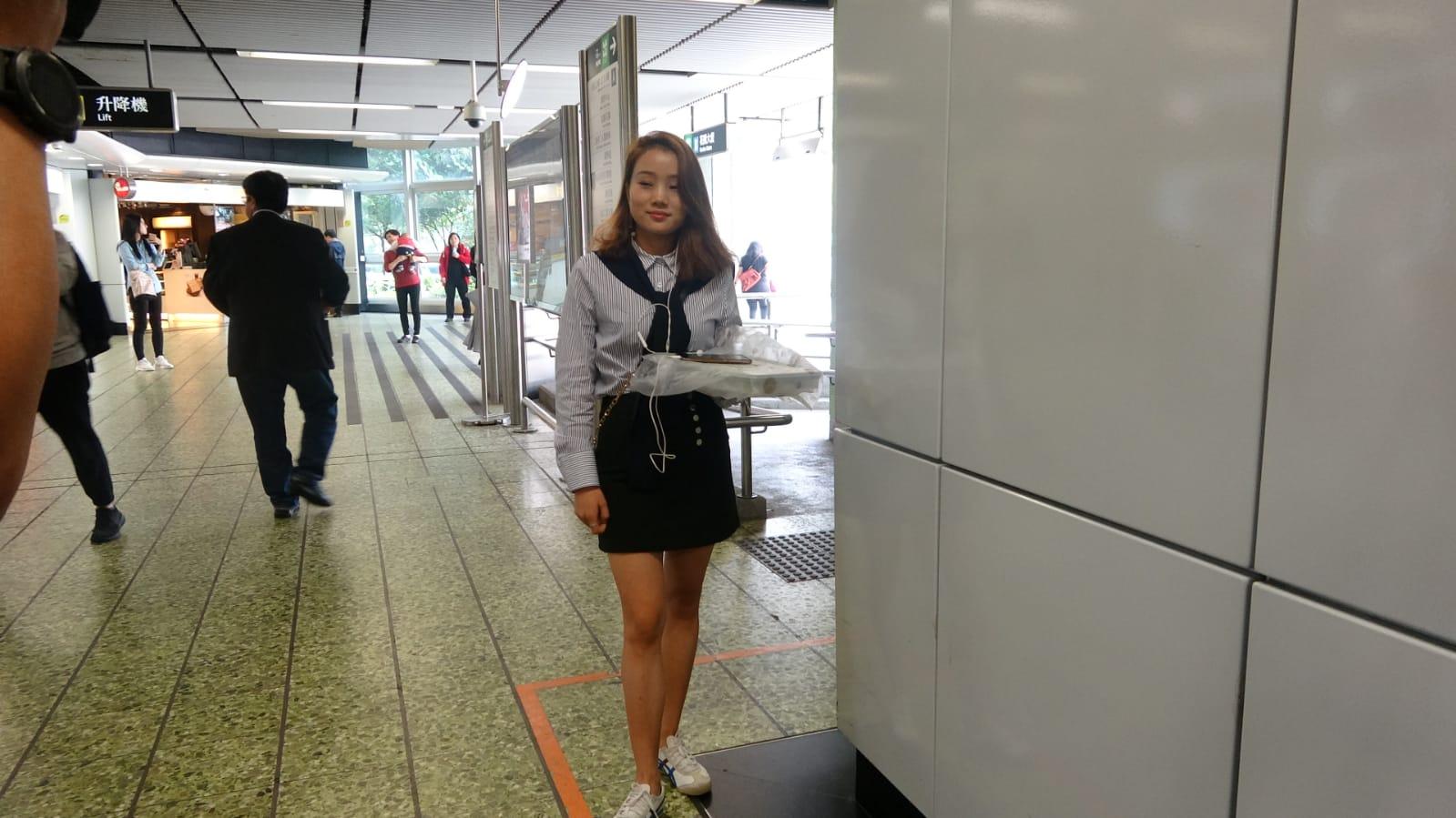 乘客王小姐