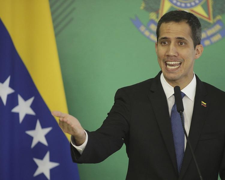 瓜伊多正在巴西访问,无惧威胁将如期回国。