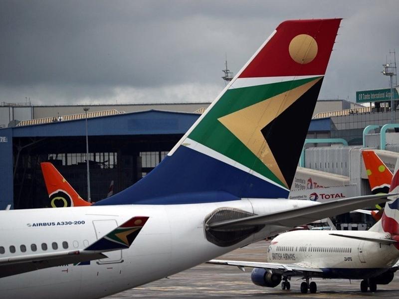 南非航空公司一名副机师使用伪造的飞行驾驶执照。