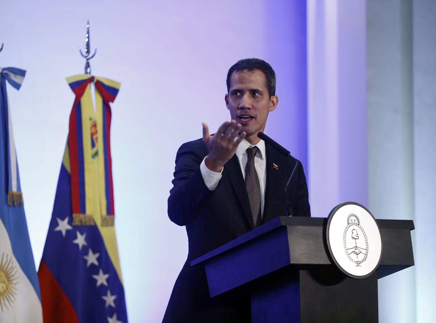 瓜伊多指,结束在厄瓜多的访问行程后,他将返回委内瑞拉。