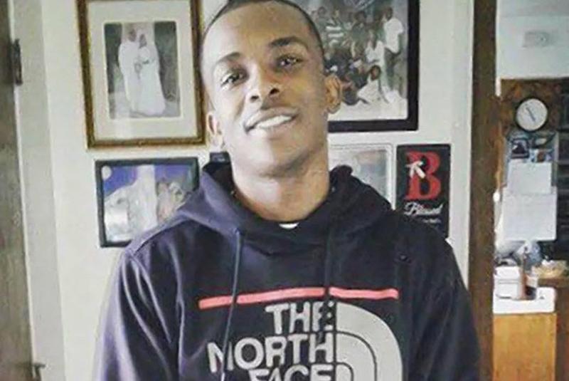 年僅22歲的非裔男死者克拉克。AP