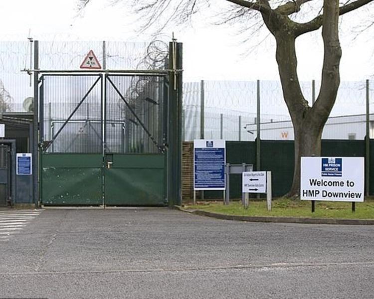 英国一女子监狱内将新设变性人牢房。网图