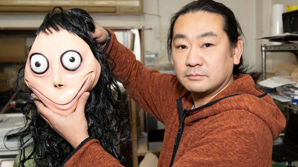 Keisuke Aiso指已經將momo扔了。網圖