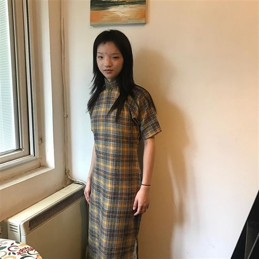 内地模特儿高其蓁。qizhen_gao IG图片