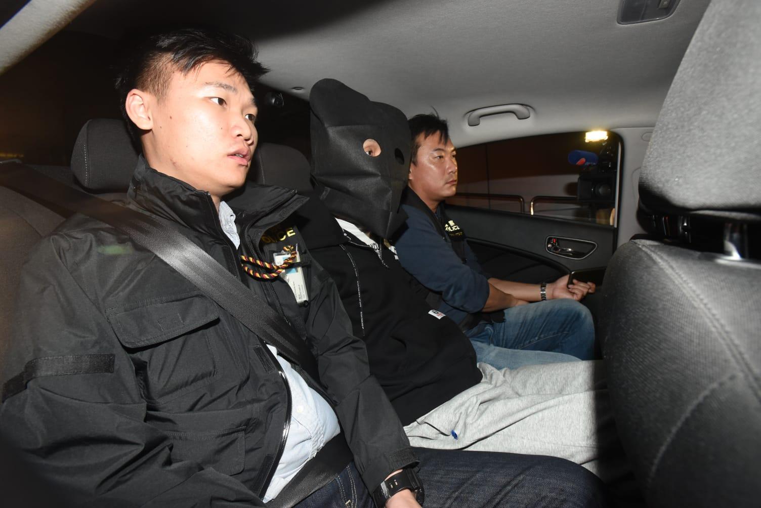 警方再拘9名男女