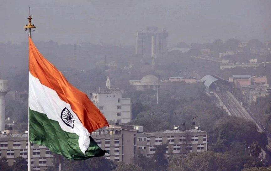 印度空气污染严重。资料图片