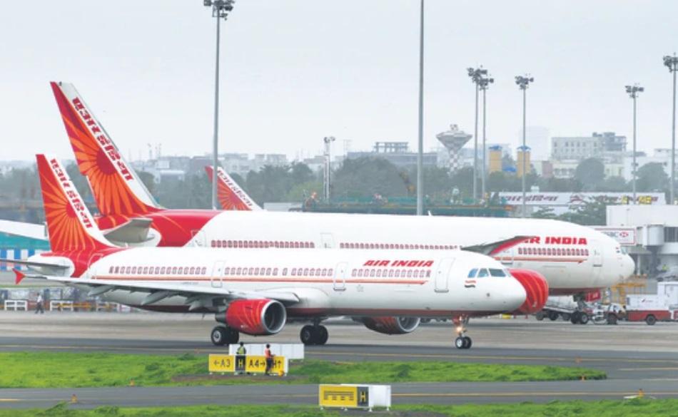印度航空要求机员在广播最后嗌「印度万岁」。网上图片