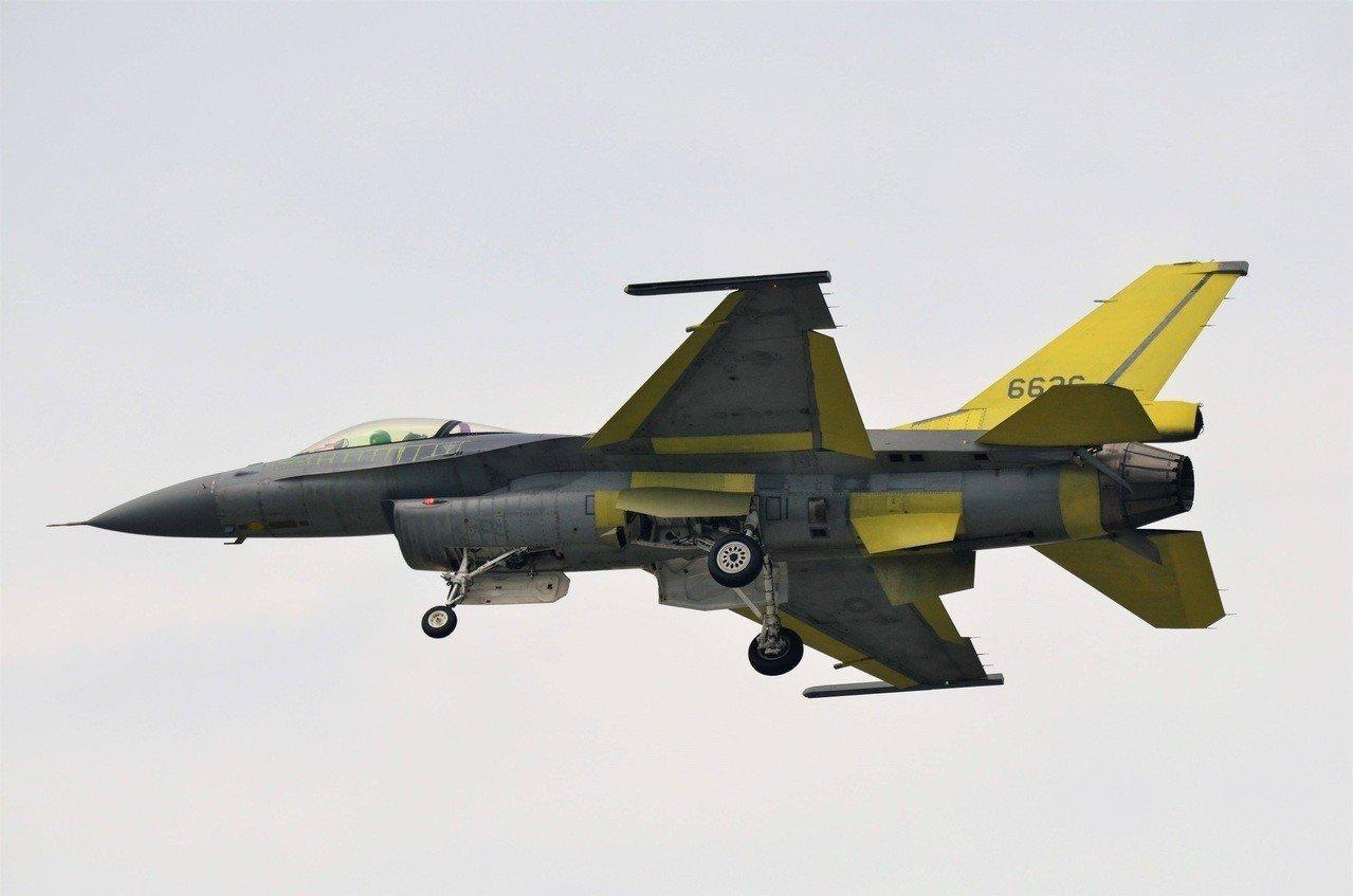 F-16V戰機。網上圖片