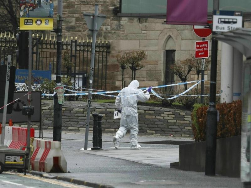 英国多处再发现可疑邮包,其中一个在格拉斯哥大学,当局相信与日前爆炸邮包有关。