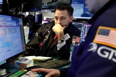 美股周五變動不大。AP