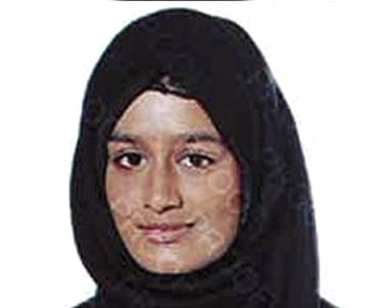 9岁英国女子贝居姆。