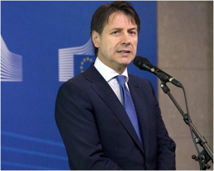 孔特希望与中国深化经贸合作。AP