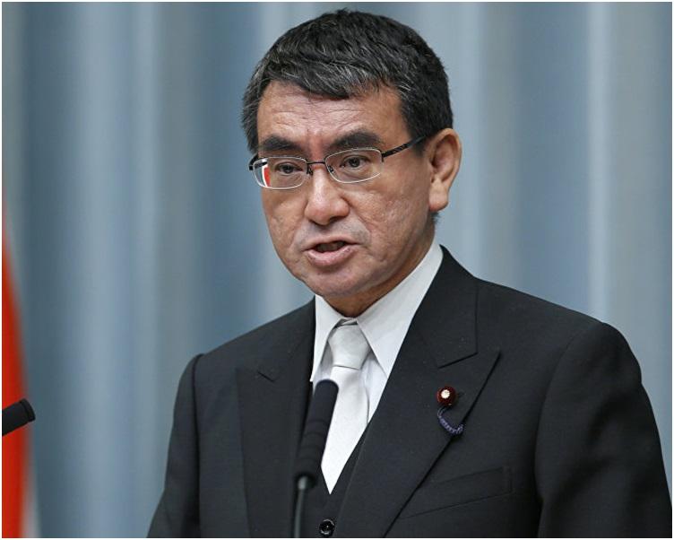 河野太郎计划下月13日至15日访华。