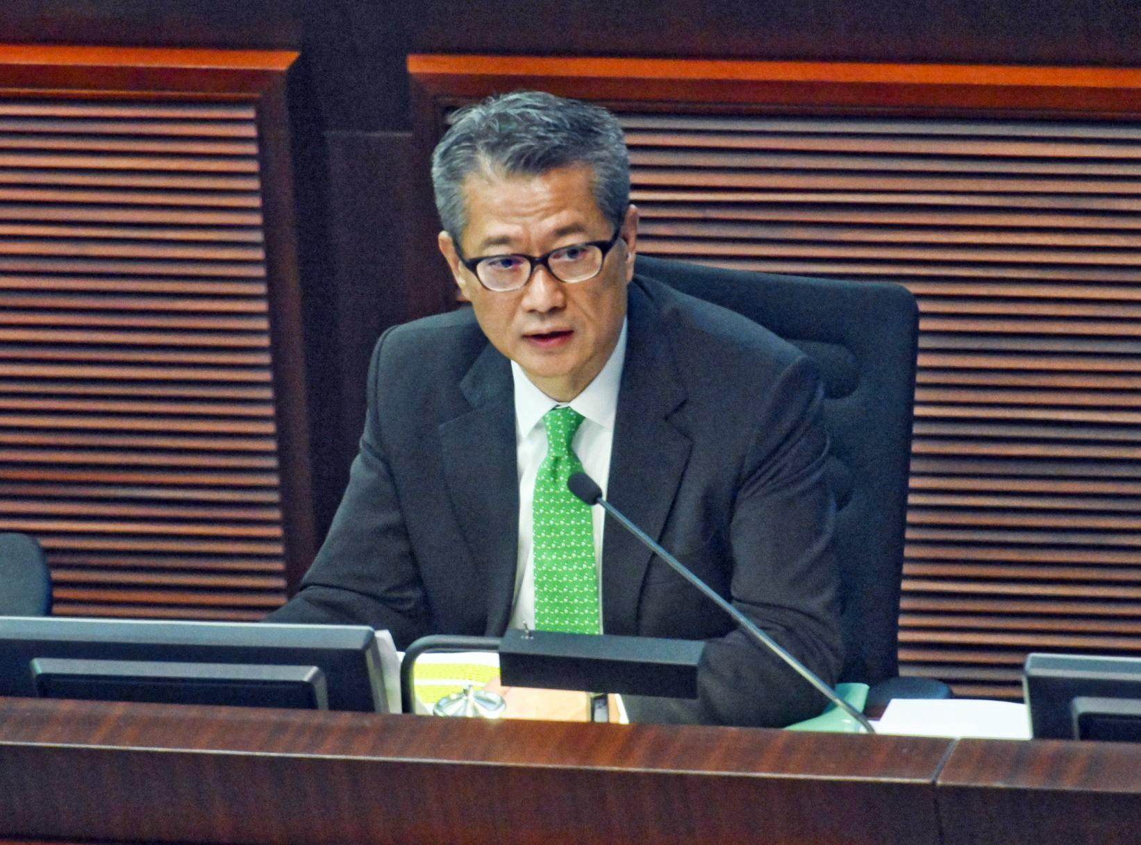 陈茂波表示,将在下年度向电影发展基金注资10亿元。资料图片