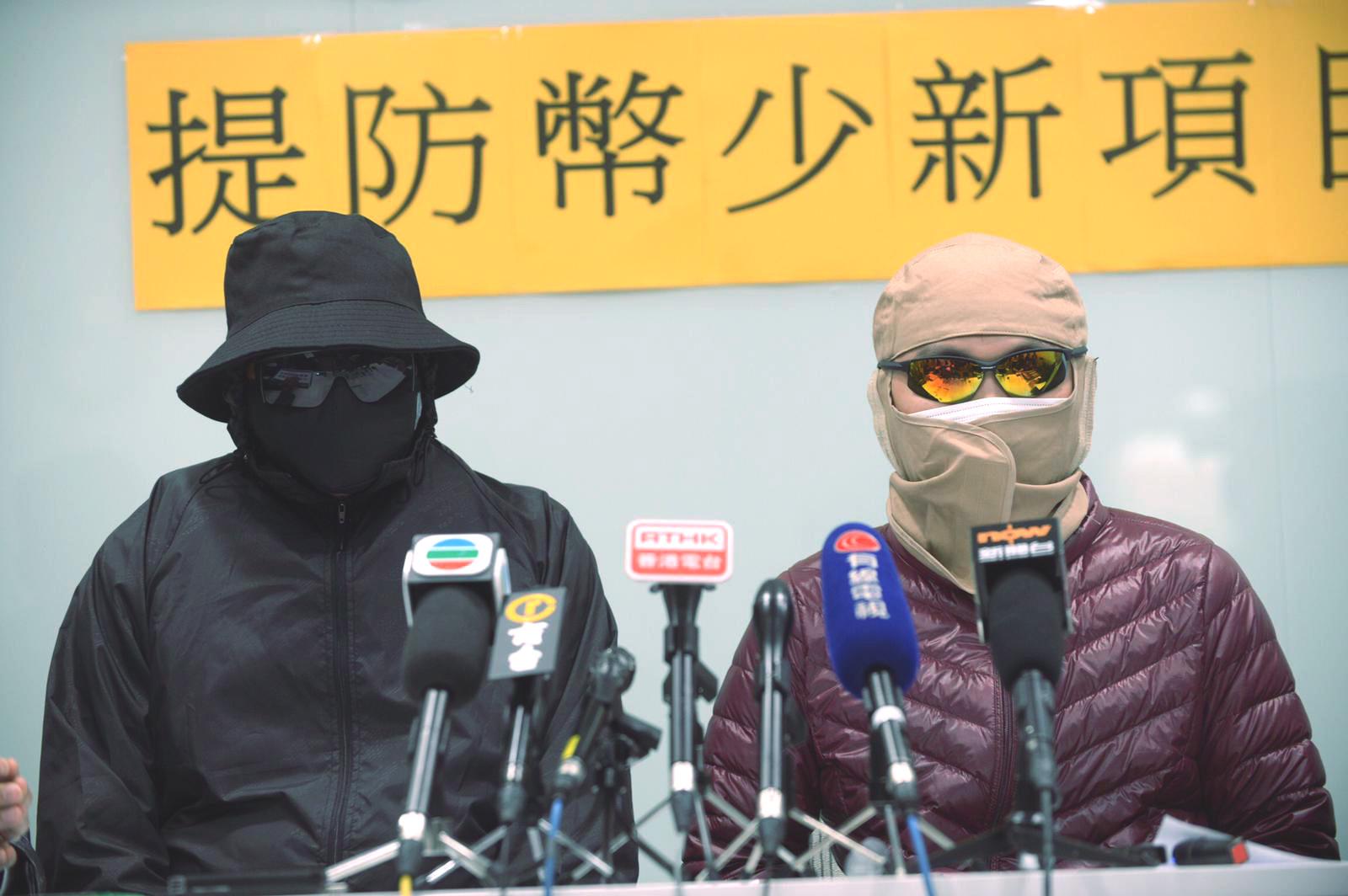 兩名受害人會在未來數天落口供。