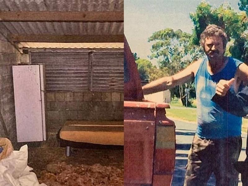 澳洲54歲農民布里斯托在網絡上刊登徵人廣告,接洽一名24歲比利時女子到澳洲打工旅遊,然後持槍要脅將對方鎖到豬棚性侵,還打算賣到雪梨賣淫。(網圖)