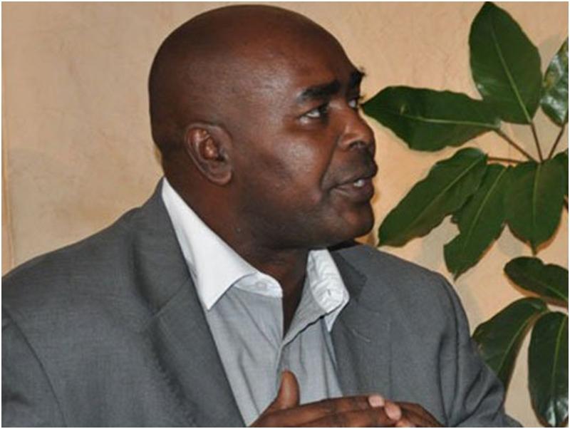 肯尼亚足总前秘书长斯瓦里。