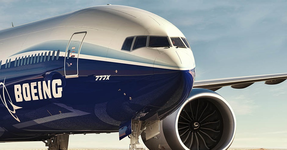 波音宣布无限期推迟777X型号客机的揭幕仪式。Boeing官网