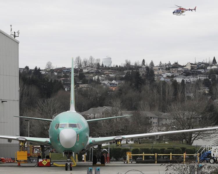 多国暂时禁飞失事的波音737 MAX 8客机。