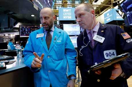 美股周二個別發展。AP