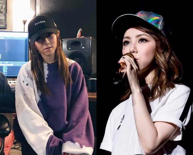 粉絲認為藝名不能用沒問題,最擔心是G.E.M.的歌曲版權全丟了。(臉書圖片)