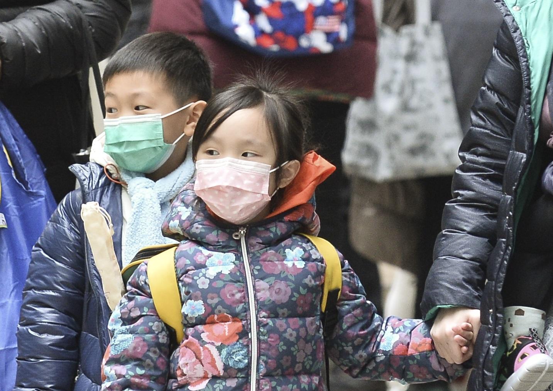 有幼稚園爆發流感。資料圖片