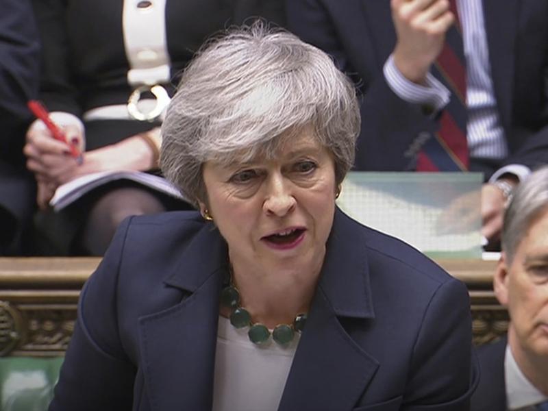 文翠珊表示,英国脱欧可能会押后一段时间。
