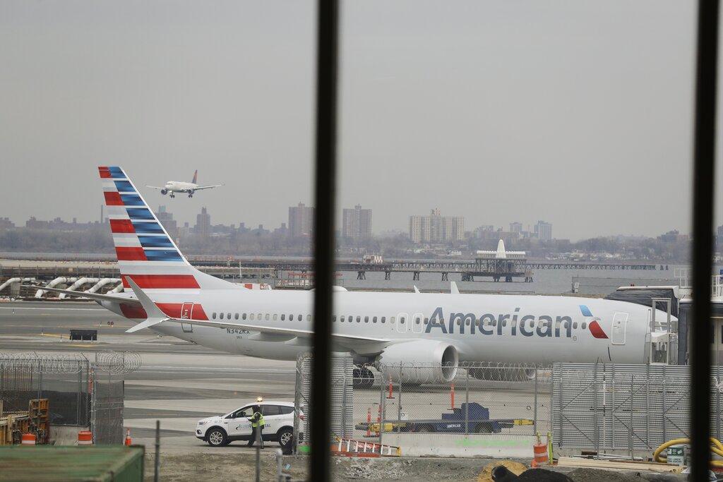 日本已经禁止737 MAX客机进出领空。图片