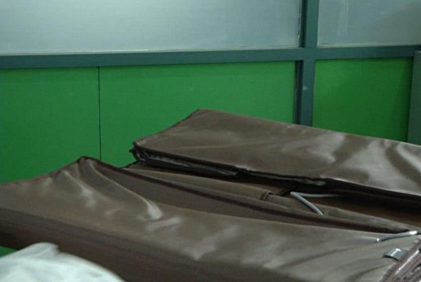 錢江海關截獲日本電熱毯輻射超標。網上圖片