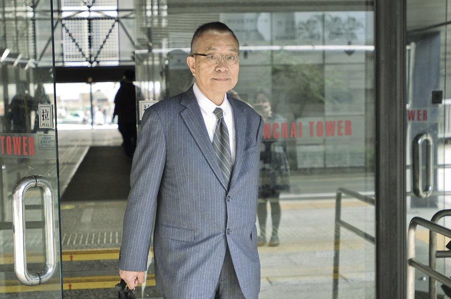 前中原地產高級營業主管陳裕發涉在天匯單位交易中,收取逾120萬非法佣金案。資料圖片