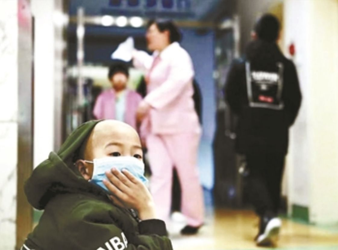 年僅8歲的小宇被確診神經母細胞瘤。網圖