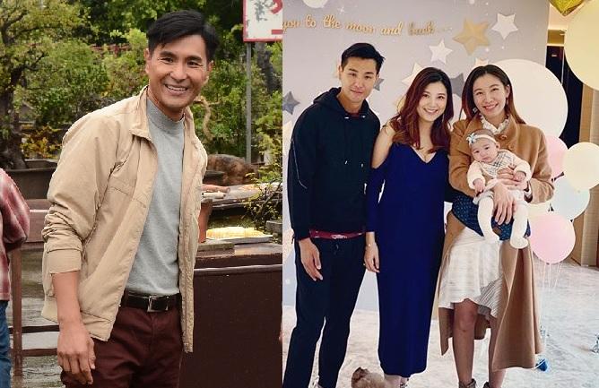 陳展鵬與單文柔月初舉行了Baby shower。