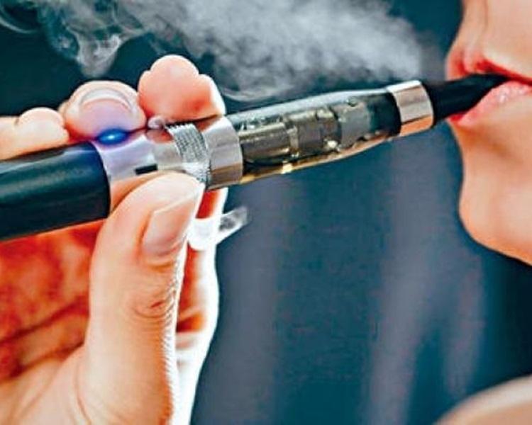 政府修例禁售電子煙惹爭議。資料圖片