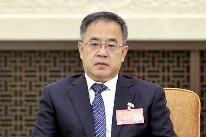 胡春华被免兼国家防总总指挥。资料图片